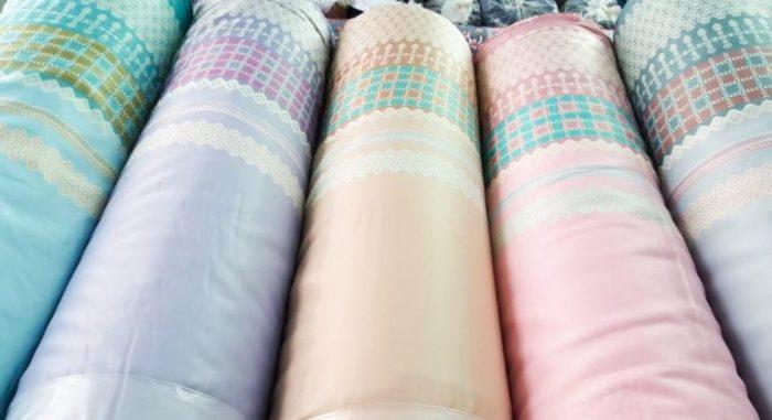 20 Jenis Kain / Bahan yang Biasa Digunakan Dalam Industri Tekstil