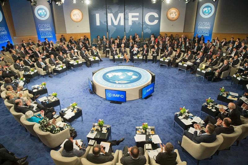 Lembaga Keuangan Dunia