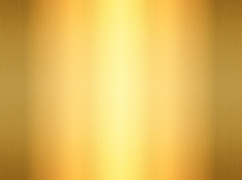 jenis warna emas