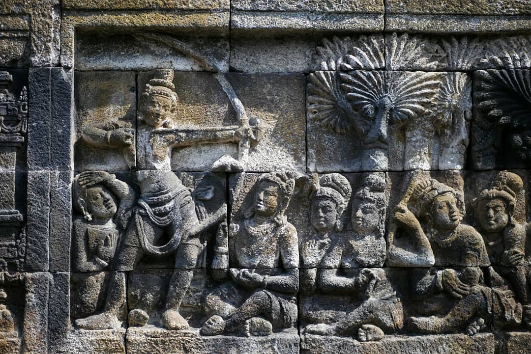 Sejarah Candi Borobudur Asal Usul Relief Fakta Lengkap