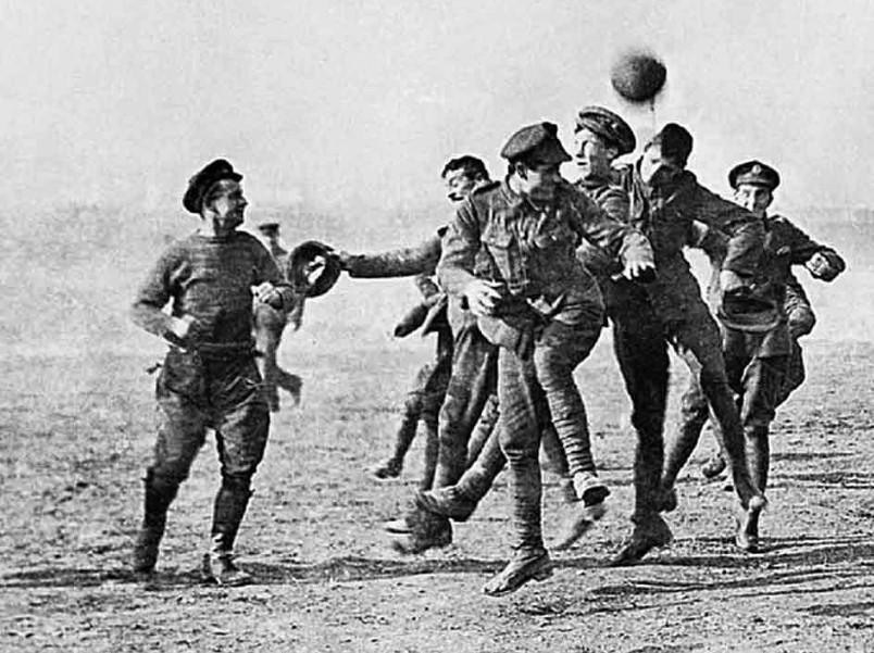 Rangkuman Sejarah Sepak Bola di Dunia dari A – Z (Lengkap)