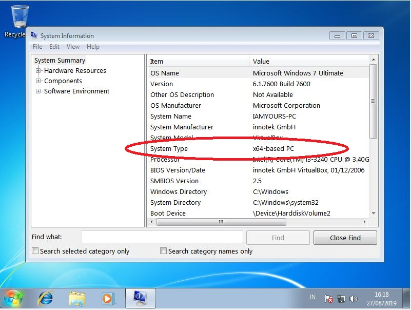 Cara Mengetahui Bit Pada Laptop Windows