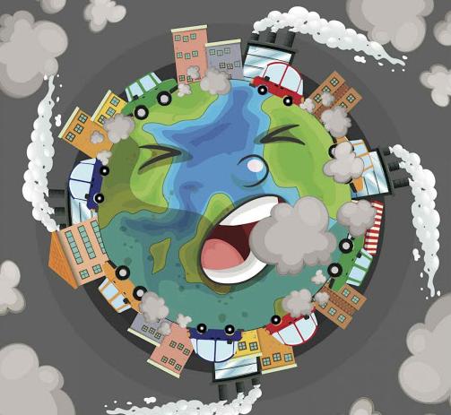 Pengertian Pencemaran