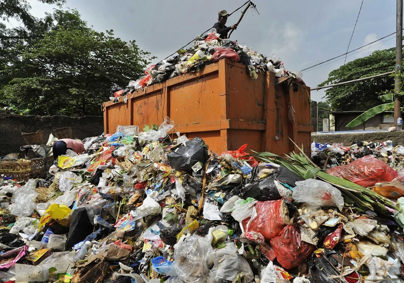 Penyebab Pencemaran Lingkungan