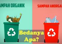 sampah organik dan sampah anorganik