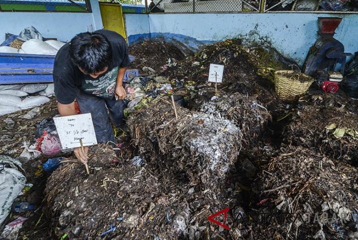mengolah sampah organik