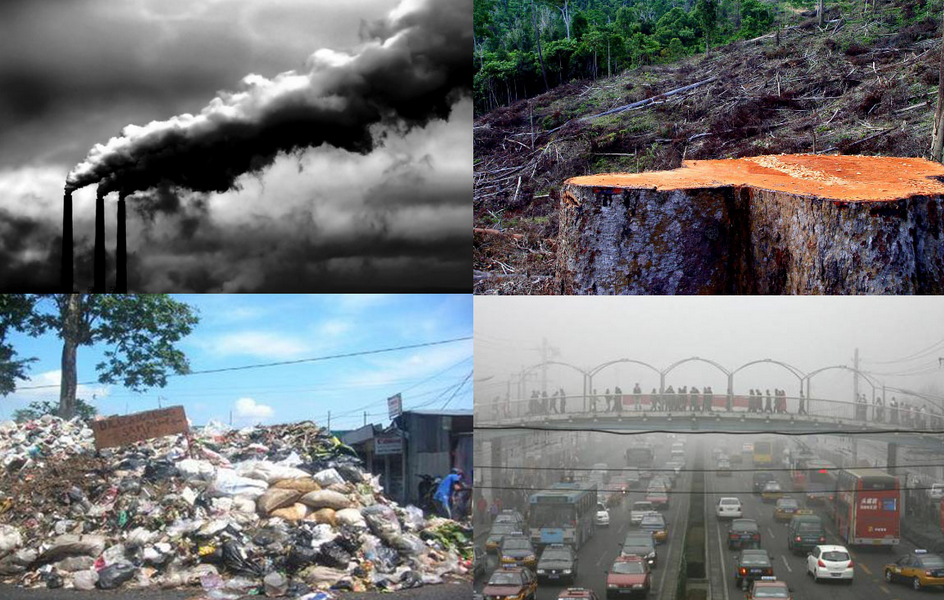 Faktor Penyebab Pemanasan Global