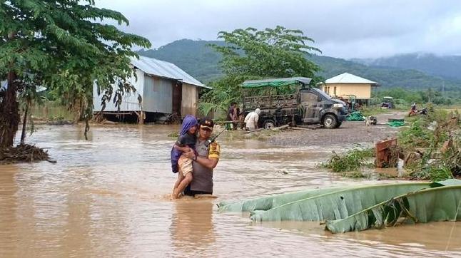 Keuntungan dari Datangnya Banjir
