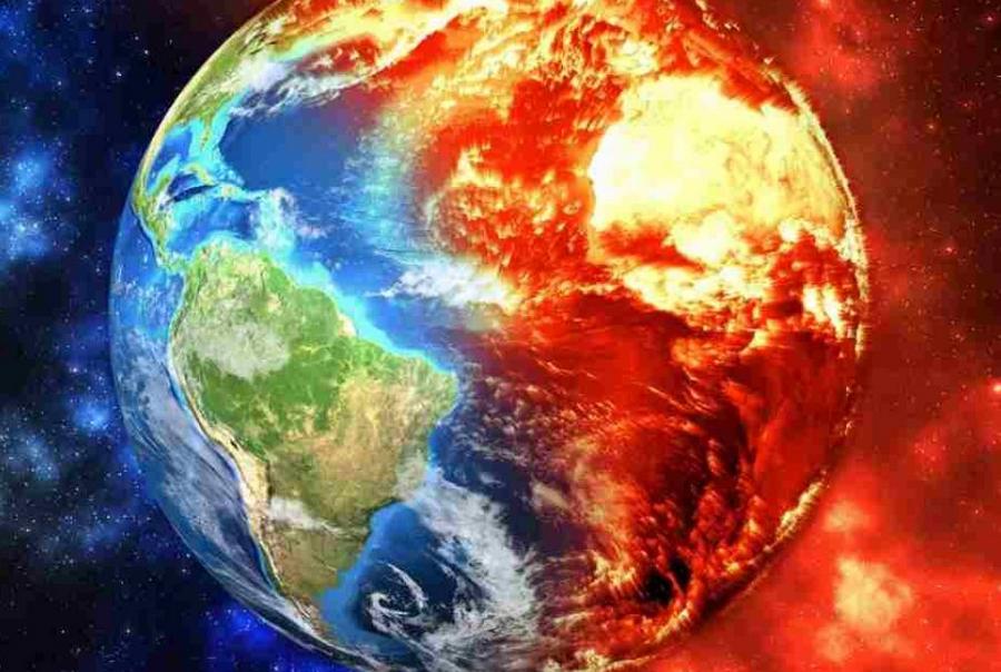 Perubahan Iklim Dunia