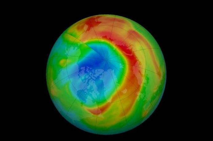 Pengaruh Penipisan Ozon Terhadap Lingkungan
