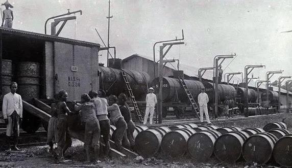 sejarah minyak bumi