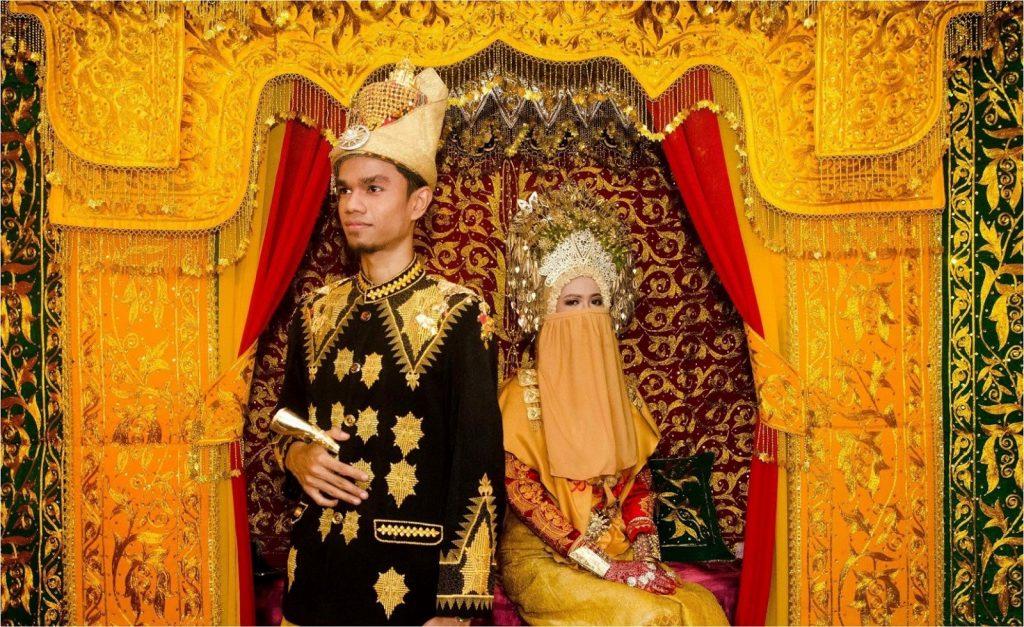 Pakaian Adat Provinsi Nangroe Aceh