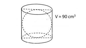 Contoh Soal Volume Lingkaran