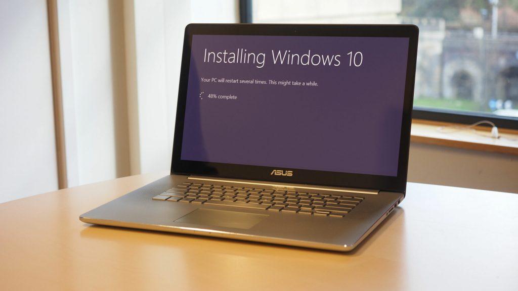 Cara Install Windows 10 Dengan DVD Installer