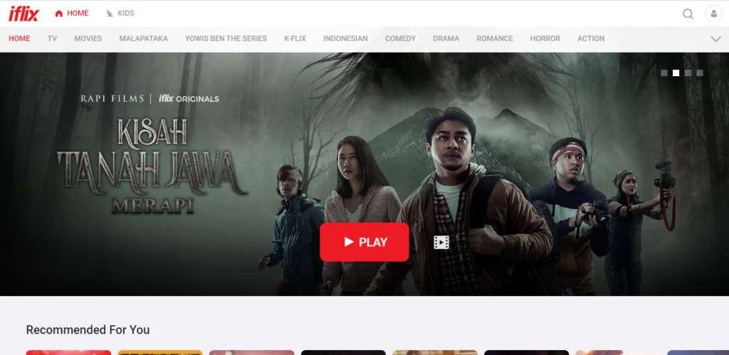 Situs Nonton Film Online Iflix