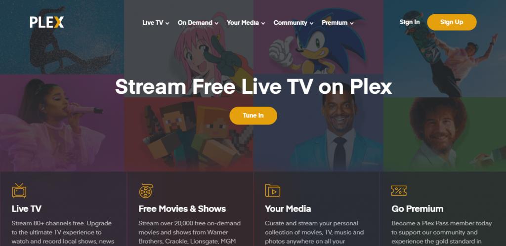 Situs Streaming Film Online Gratis Plex