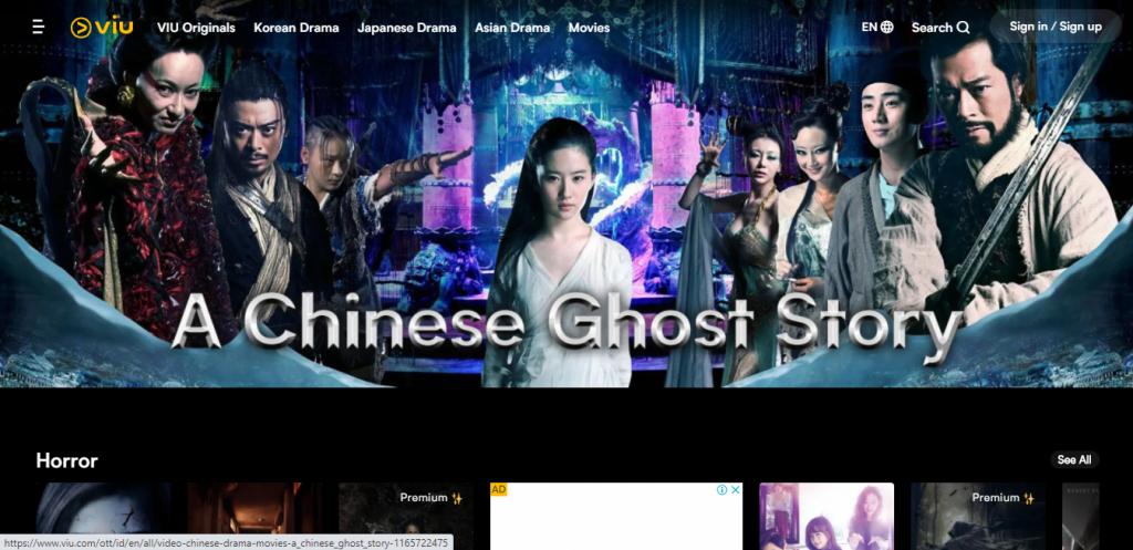Situs Nonton Film Online Viu