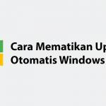 Cara Mematikan Update Windows 8