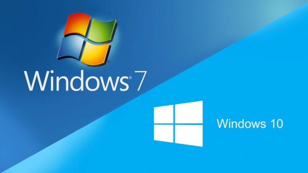 Cara Update Windows 7 ke Windows 10