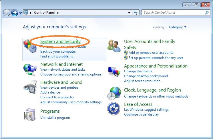Cara Mematikan Update Windows 7 2