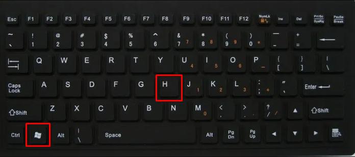 Cara Screenshot Laptop dengan Keyboard