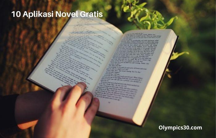 Aplikasi Novel Gratis