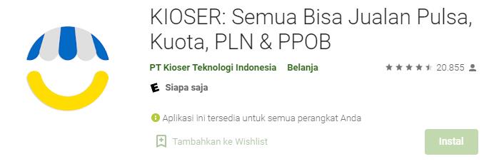 Aplikasi Kioser