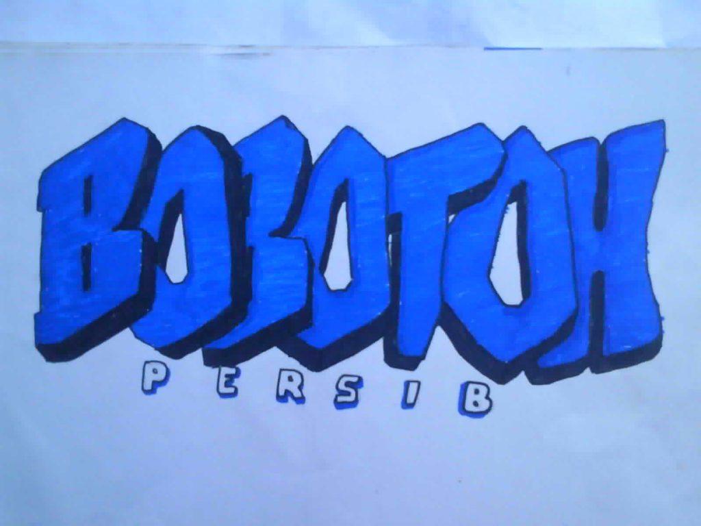 Grafiti Bobotoh