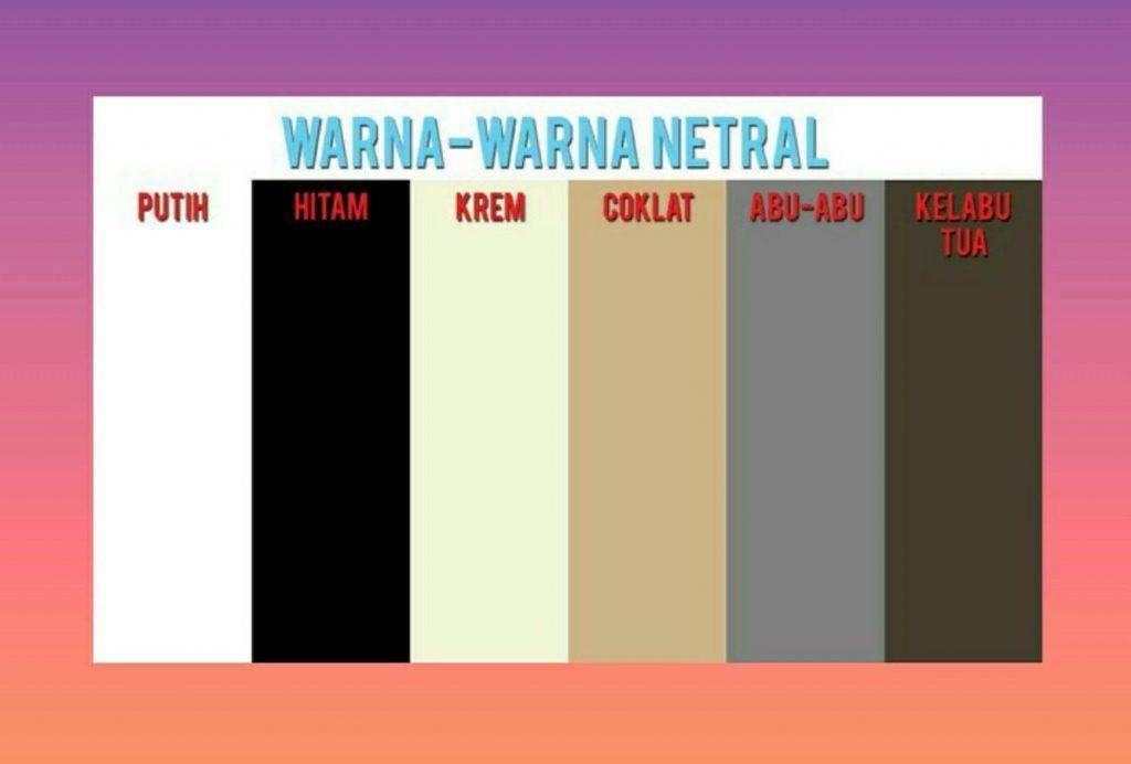Warna Netral